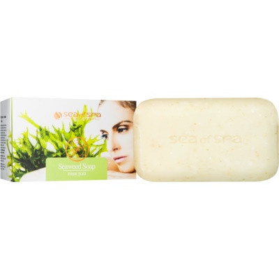Sea of Spa Dead Sea Treatment Bar Soap With Seaweed