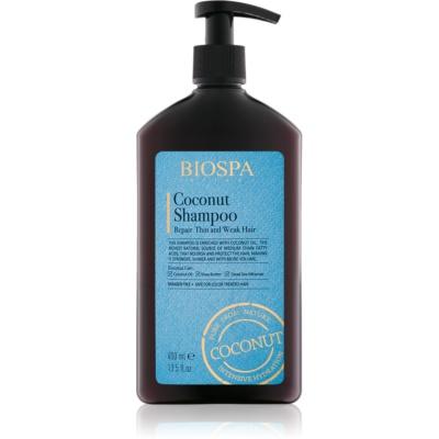 erneuerndes Shampoo mit Kokos