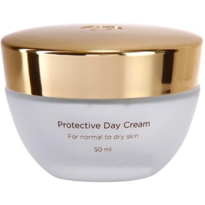 Schützende Tagescreme für normale und trockene Haut