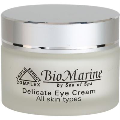 sanfte Augencreme für alle Hauttypen