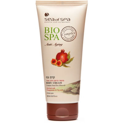Body Cream With Pomegranate And Fig