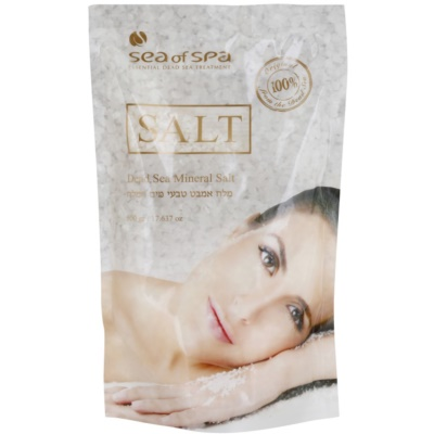 Sea of Spa Dead Sea Mineral Salt For Bath