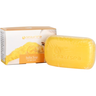 Bar Soap With Sulfur