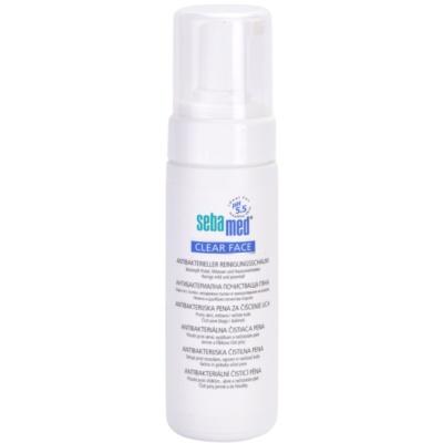 antibakteriální čisticí pěna