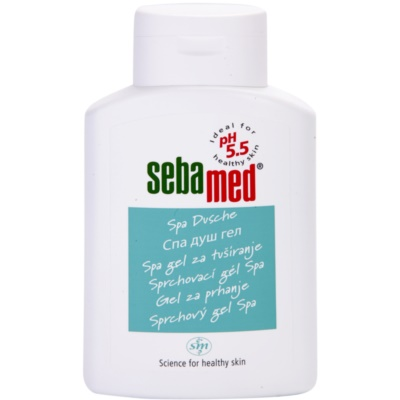 gel de ducha Spa