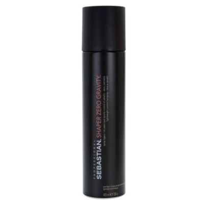 Hair Spray For Definition And Shape