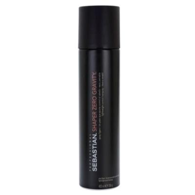 vlasový sprej pro definici a tvar