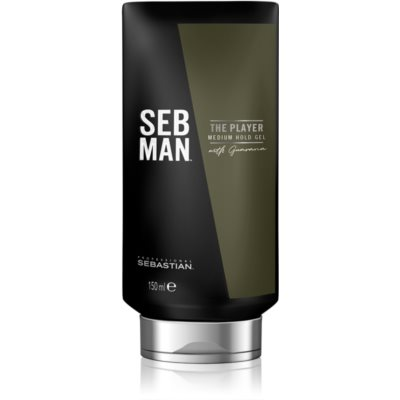 Sebastian Professional SEBMAN The Player gel cheveux pour une fixation naturelle