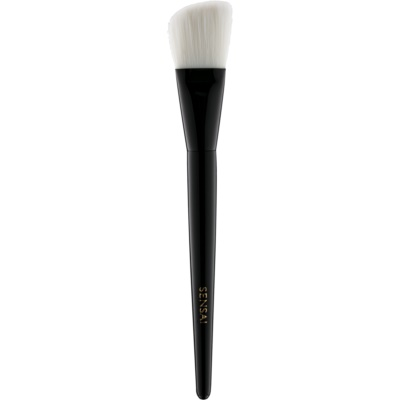 Sensai Liquid Foundation Brush štětec na aplikaci make-upu
