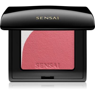 Sensai Blooming Blush blush illuminateur avec pinceau