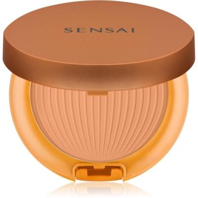 Sensai Silky Bronze zaščitni vodoodporni puder za sončenje SPF 30