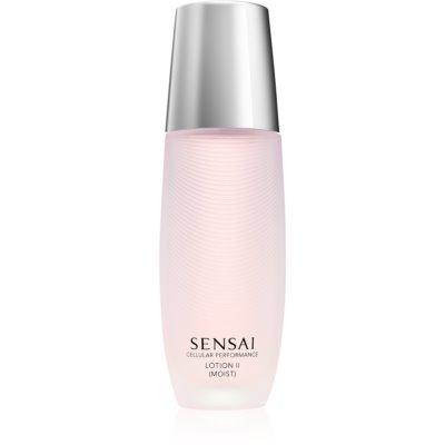 Sensai Cellular Performance Standard tónico hidratante para pieles normales y secas
