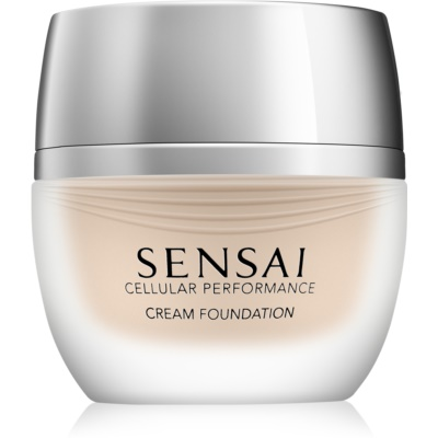 Sensai Cellular Performance Foundations kremasti tekoči puder SPF 15
