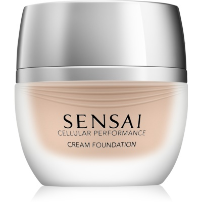 Sensai Cellular Performance Foundations make-up crema SPF 15