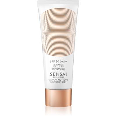 creme corporal protetor solar anti envelhecimento SPF 30