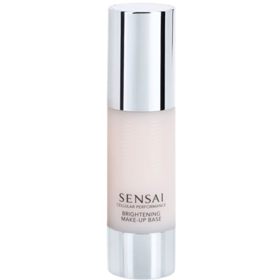 Sensai Cellular Performance Foundations prebase de maquillaje iluminadora