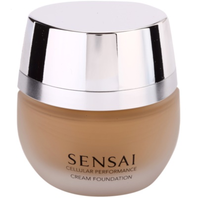 Sensai Cellular Performance Foundations kremasti tekoči puder