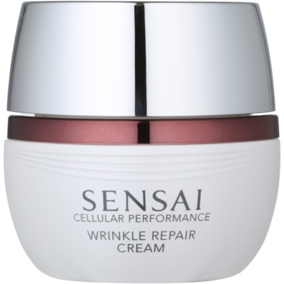 Sensai Cellular Performance Wrinkle Repair bőrkrém a ráncok ellen