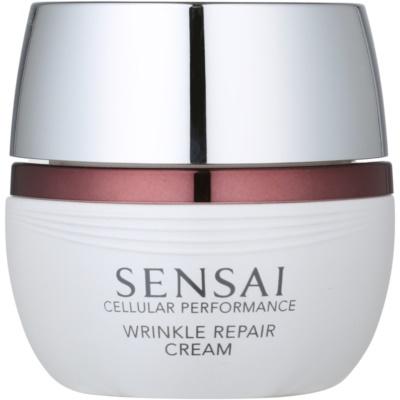 Sensai Cellular Performance Wrinkle Repair κρέμα προσώπου ενάντια στις ρυτίδες  40 μλ