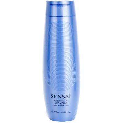 šampon pro objem