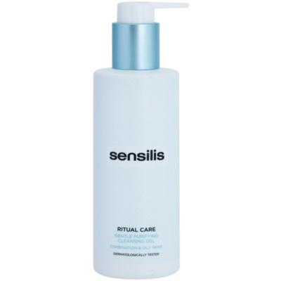 лек почистващ гел за смесена и мазна кожа