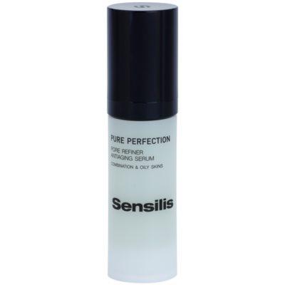 Antifalten Serum strafft die Haut und verfeinert Poren