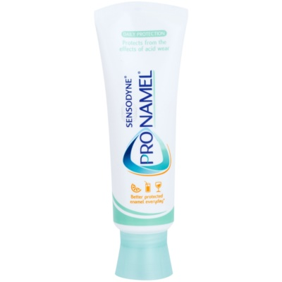Sensodyne Pro-Namel Daily Protection Tooth Enamel Fortifying Toothpaste For Everyday Use