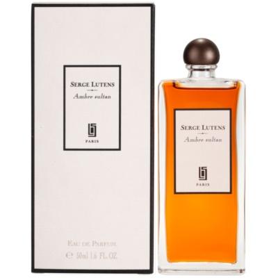 Serge Lutens Ambre Sultan eau de parfum pour femme