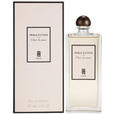 Serge Lutens Clair De Musc eau de parfum pour femme