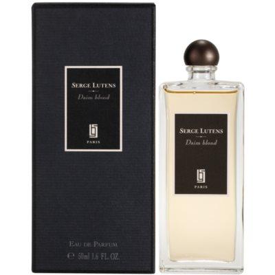 Serge Lutens Daim Blond eau de parfum mixte