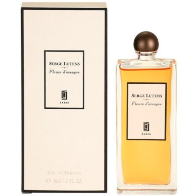 Serge Lutens Fleurs d'Oranger Eau de Parfum voor Vrouwen