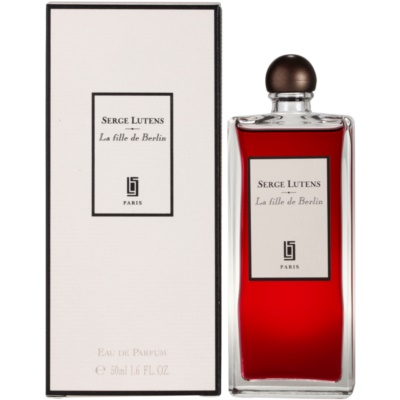 Serge Lutens La Fille de Berlin Eau de Parfum unissexo