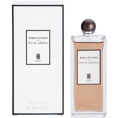 Serge Lutens Nuit de Cellophane Eau de Parfum voor Vrouwen
