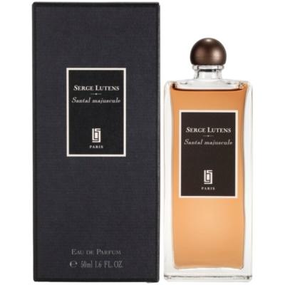Serge Lutens Santal Majuscule Eau de Parfum unissexo