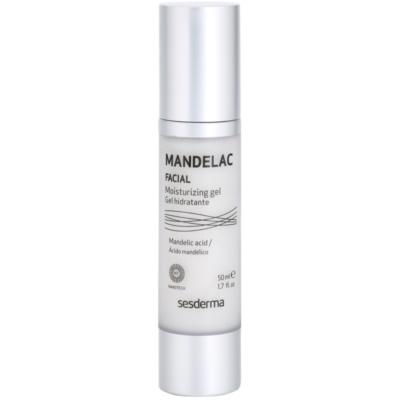gel hidratante para pieles grasas con tendencia acnéica