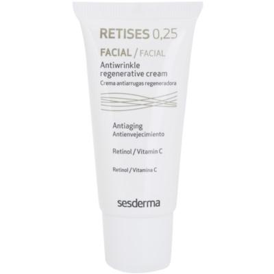 obnovující krém s retinolem a vitaminem C
