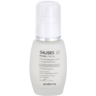 Sesderma Salises crema-gel idratante per pelli grasse con tendenza all'acne