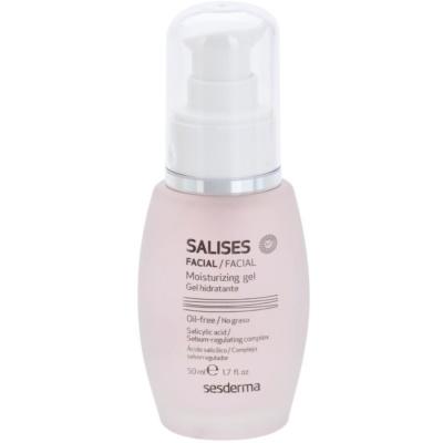Moisturizing Gel For Oily Acne - Prone Skin