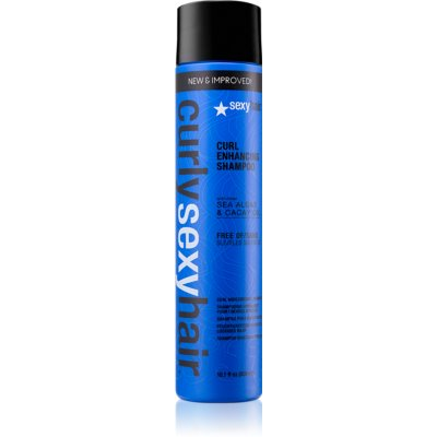 bezsulfátový šampon pro kudrnaté vlasy