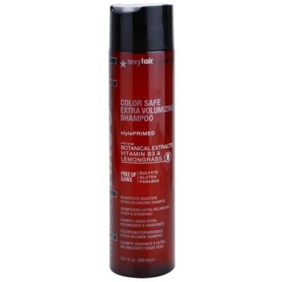 szampon do zwiększenia objętości do włosów farbowanych