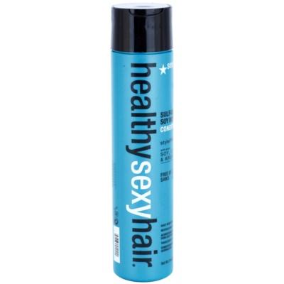 feuchtigkeitsspendender Conditioner zum Schutz der Farbe ohne Sulfat und Parabene