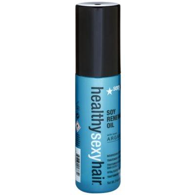поживна олійка для волосся для швидшого сушіння волосся феном