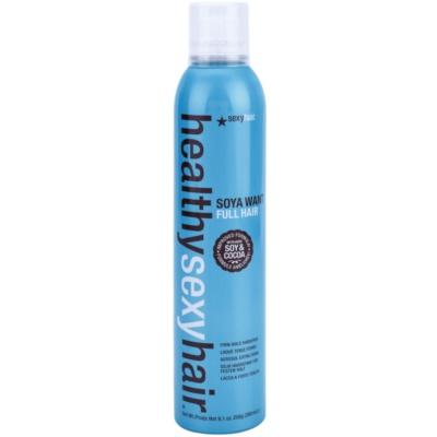 sprej pro finální úpravu vlasů