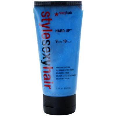 gel fortificante para cabelo