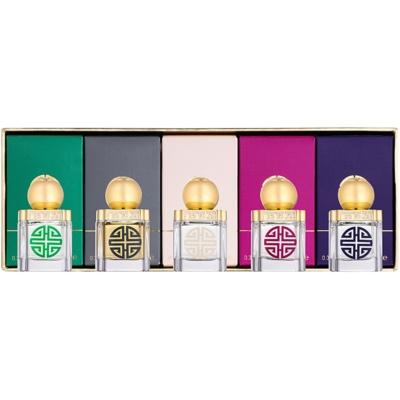 Shanghai Tang Mini set cadou I.  Eau de Parfum 5 x 9 ml