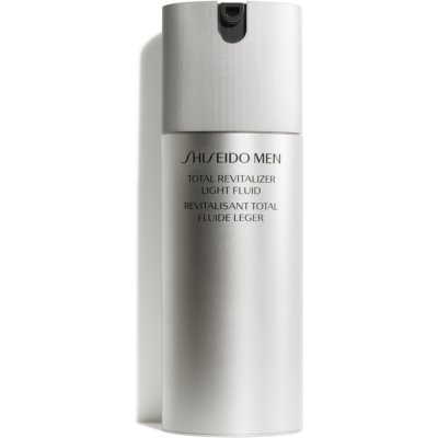 Shiseido Men Total Revitalizer Light Fluid hydratisierendes Fluid
