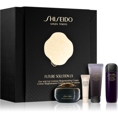 Shiseido Future Solution LX kozmetika szett I.
