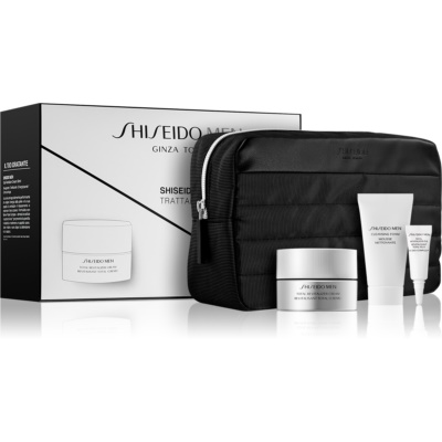 Shiseido Men Total Age-Defense lote cosmético I.