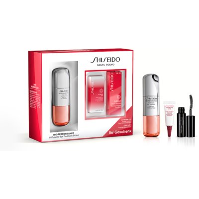 Shiseido Bio-Performance LiftDynamic Eye Treatment косметичний набір II.