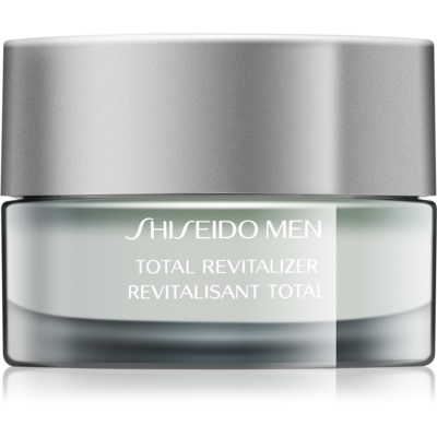 Shiseido Men Total Age-Defense crema reparadora y revitalizadora  antiarrugas